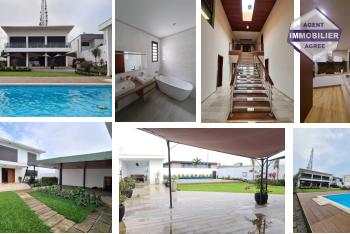 A louer, une belle villa duplex 5 pièces très haut standing