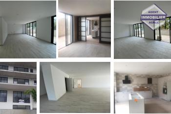 2 appartements de 4 pièces en duplex - très haut standing