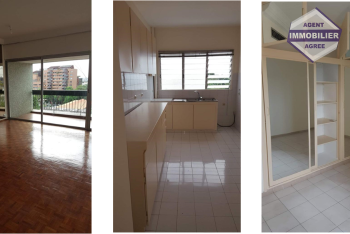 Appartement de 2 pièces au 7ème étage