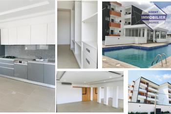 Plusieurs appartements de 4 pièces haut standing dans une résidence avec piscine
